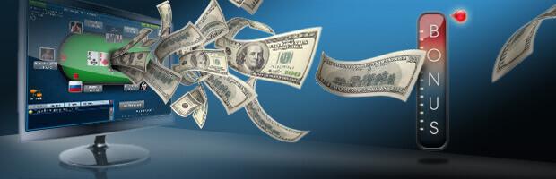 The best online poker bonuses
